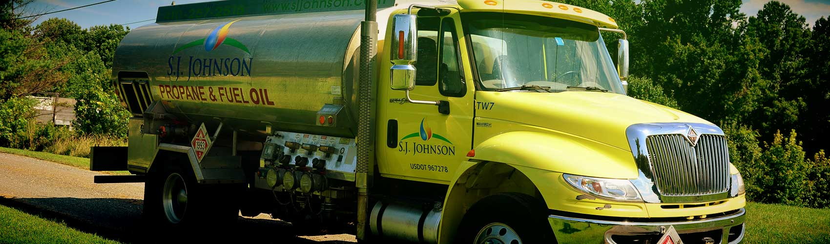 SJ Johson, Inc Fuel Oil