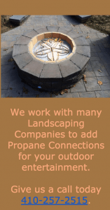 propane and landscaping