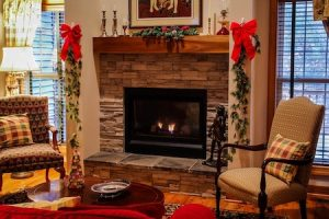 gas fireplace maintenance near me
