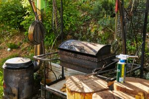 Southern MD Propane Gas grill